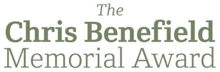 chris-benefield-memorial-award-logo